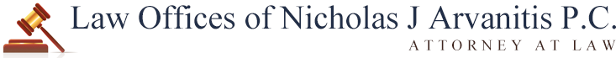 Logo, Nicholas J Arvanitis P.C. Attorney at Law - Criminal Defense Lawyer